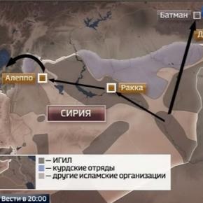 Szlaki przerzutu ropy islamistów do Turcji