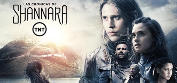 'Las Crónicas de Shannara' en TNT