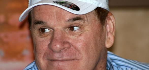 Pete Rose, baseball's all-time hits leader