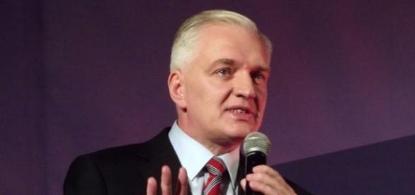 Jarosław Gowin: szef resortu nauki.