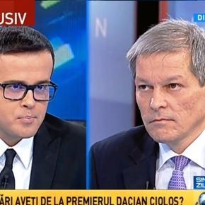 Dacian Cioloș la Sinteza Zilei