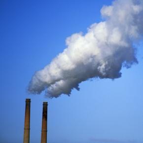 Emisja gazów cieplarnianych powoduje ocieplenie.