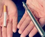 Zigarette oder E-Zigarette. Fällt die Wahl schwer?