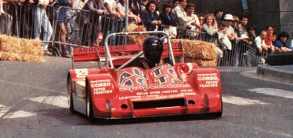 Marcadier, modèle AM 78 ee course de côte
