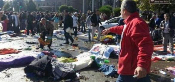 Un nou atac terorist a avut loc
