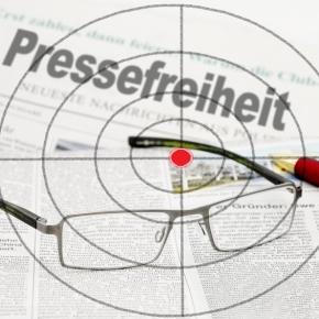 Bildrechte: Daniel Schmahl /Pressefreiheit