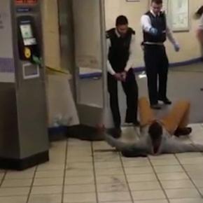 Imagini de la locul atacului din Londra