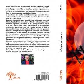 """La couverture du livre """"L'angle de la mort"""""""