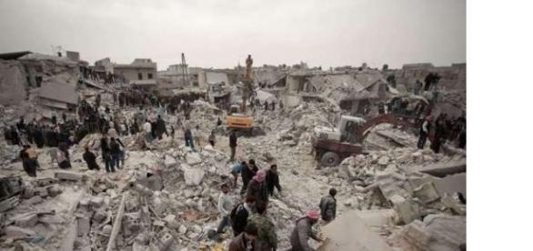 zeci de jihadiști au fost omorâți