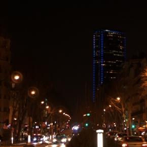 Une longue nuit pour tous les Parisiens