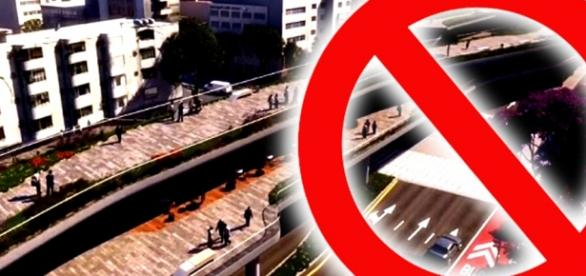 Gano el NO en el Corredor Chapultepec