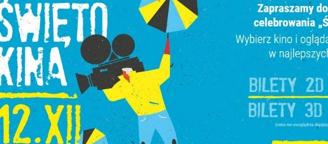 Ogólnopolskie Święto Kina 2015 – kiedy i gdzie oglądać taniej filmy na dużym ekranie?