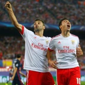 Benfica vai tentar repetir a vitória de Madrid.