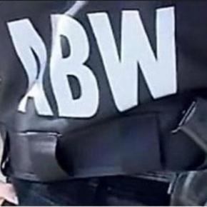 Funkcjonariusz ABW - kadr z youtube