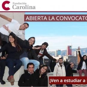 FOTO: Fundación Carolina. 607 bolsas de estudos.