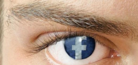 Facebook is watching you.
