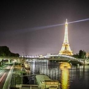 Torre Eiffel (Foto: Pinterest)