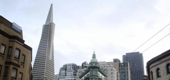 Die beeindruckende Kulisse San Franciscos.