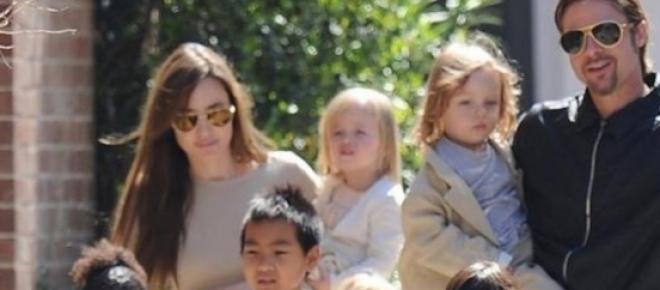 Angelina Jolie y Brad Pitt serán padres de nuevo