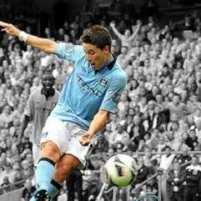 Nasri had a big influence on the second-half