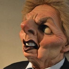 'Newzoids' - satirical prime time puppet show