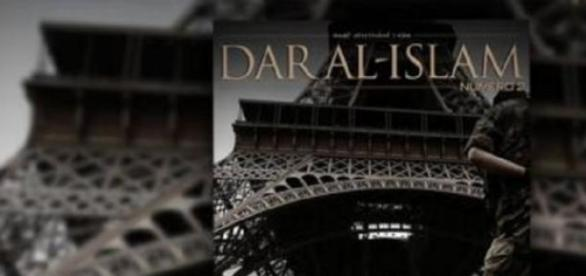 Magazine de l'Etat islamique