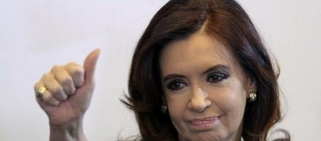 Cristina Kirchner Fernández Imputada