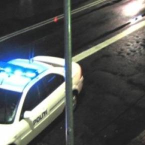 Polizisten in Kopenhagen