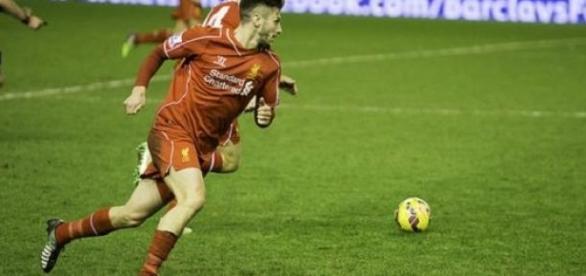 Adam Lallana was Liverpool's match winner