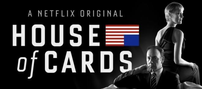 Terceira temporada de House of Cards vaza