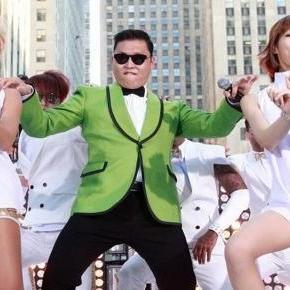 """Rapperul coreean Psy si """"Gangnam Style"""""""