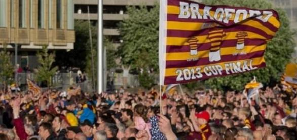 Can Bradford reach Wembley again as in 2013?