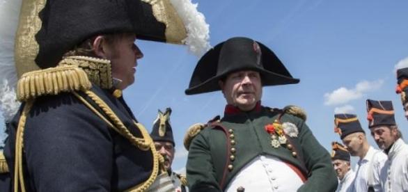 Il y a 200 ans Napoléon 1er ©Caroline Paux