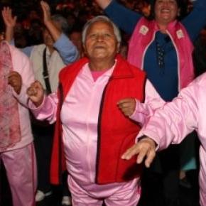 Adultos Mayores reciben $1049.25 pesos mensuales