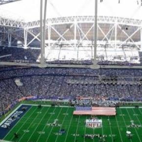 El Superbowl XLIX se llevó a cabo en Phoenix