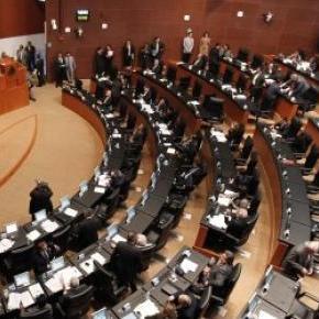 Desvío de recursos en el Senado de la República