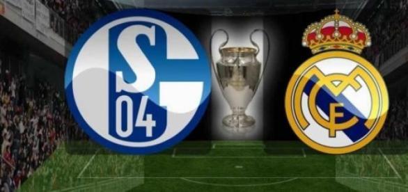 Schalke 04 kontra Real Madryt