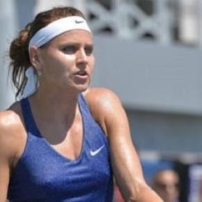 Safarova won women's doubles with Mattek-Sands