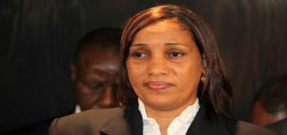 Nafissatou Diallo, ex-femme de chambre du Sofitel.