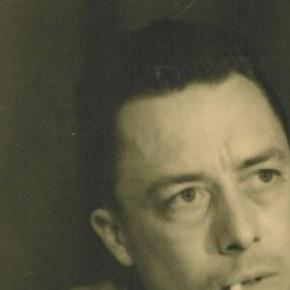 Albert Camus, intellectuel engagé.