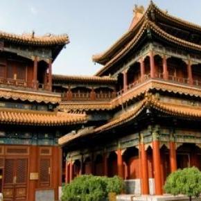 Templo Lama, centro espiritual del Beijing