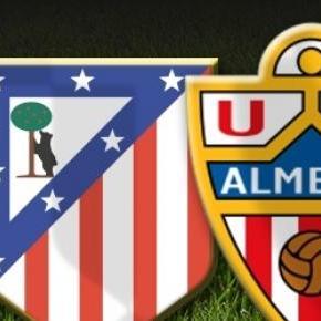 Atletico siegt 3:0 gegen Almeria.