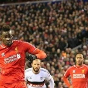 Balotelli scored the winner from the penalty spot