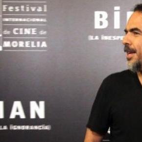 El director de Birdman Alejandro Gonzales