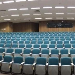 Schauplatz ungeahnter Unterschiede: Der Hörsaal.
