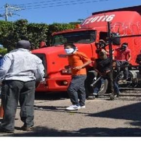Se han robado hasta  250 camiones de Coca-Cola
