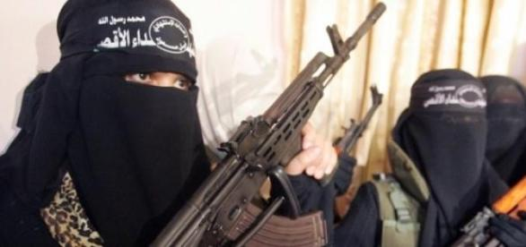 Around 600 women from across Europe are with ISIL