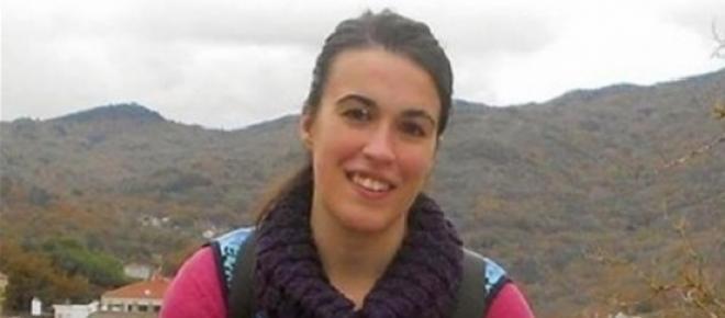 Foto de Sandra Marques, rapariga desaparecida em Ourense, Espanha, encontrada morta.