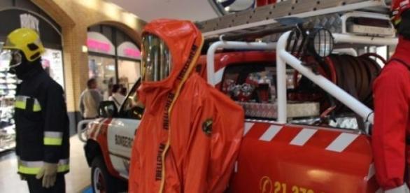 Almada acolhe Proteção Civil no Centro Comercial