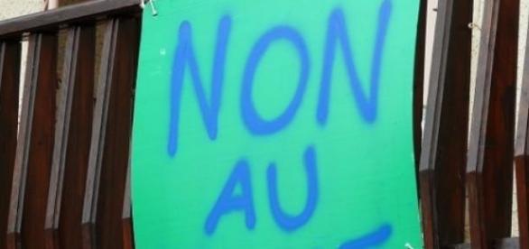 Les Algériens disent non au gaz de schiste.